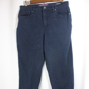 Gloria Vanderbilt Amanda Jeans size 10 short